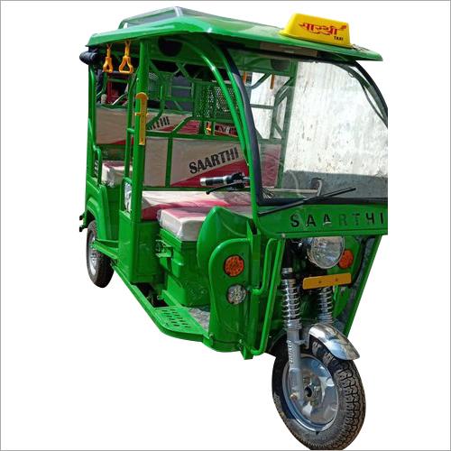 Saarthi Passenger E-Rickshaw