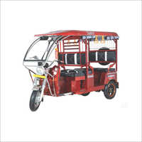 Battery Operated Passenger E-Rickshaw