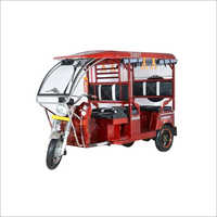 Eco-Friendly Electric Rickshaw