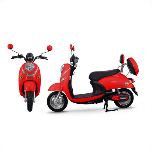Yogo Trendy Series Electric Scooter with Front Disc Brake
