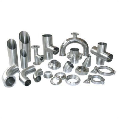 Industrial SS Pipe Fittings