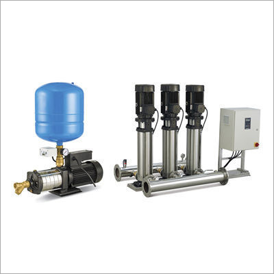 C.R.I Booster Pump With Pressure Tank