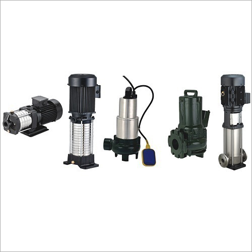 C.R.I. Submersible Sewage Pump