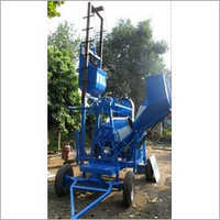 Concrete Mixer Machine One Bag with Lift On 4th Floor