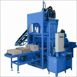High Speed Fly Ash Brick Machine