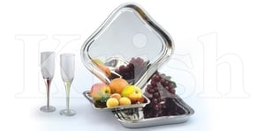 Lovely Square Tray