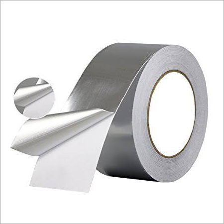 Silver Foil Adhesive Tape