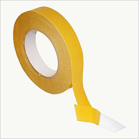 Yellow PVC Tape