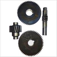 Agarbatti Machine Spur Gear