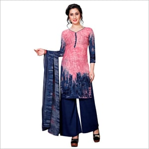 Fancy Soft Printed Dress Material