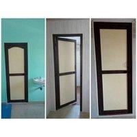 PVC Solid Foam Sheet Door