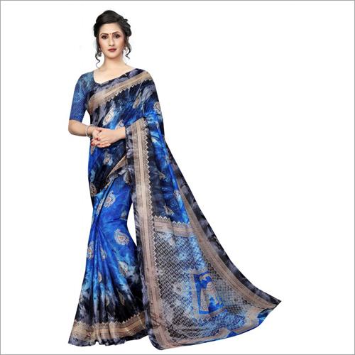 Fancy prism Silk Saree