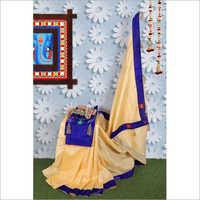 Lace With Jhalar Designer Saree