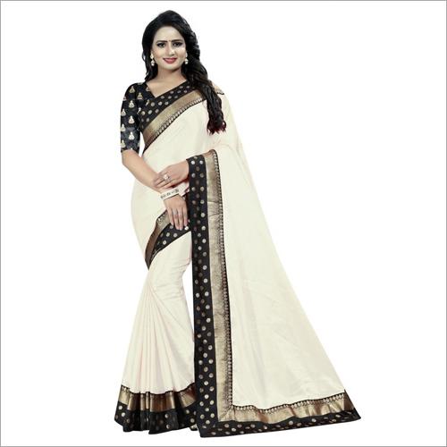 Paper Goli Lace Designer Saree