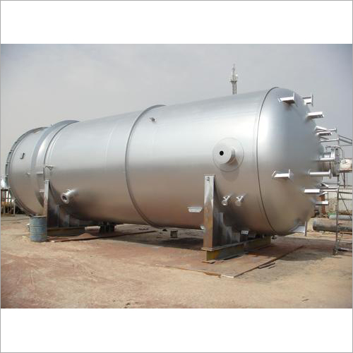 Stainless Steel Low Pressure Vessel
