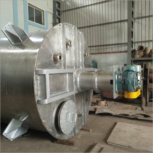 Industrial Stainless Steel Mixing Tank