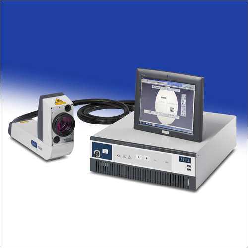 Linx Fiber FSL20And FSL50 Laser Coder