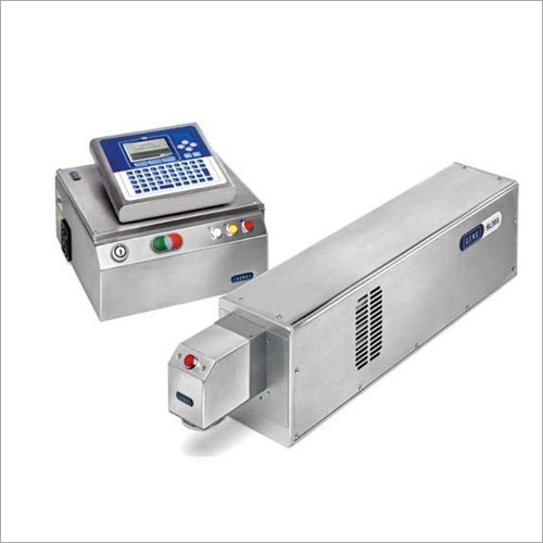 Industrial Laser Coder