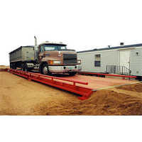 Bulker Loading Weighbridge