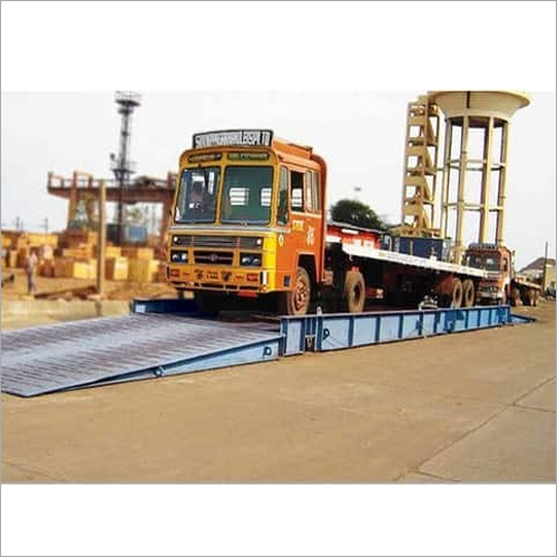 Unmanned Weighbridge