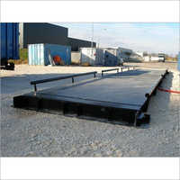 Self Contained Modular Weighbridge