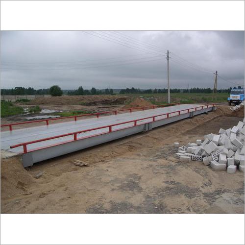 Modular U Shape Weighbridge