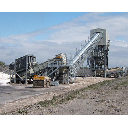 Industrial Material Handling Plant