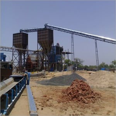 Industrial Coal Screening Plant