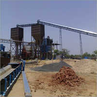 Industrial Coal Screening Plant