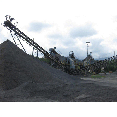 Industrial Coal Crushing Plant