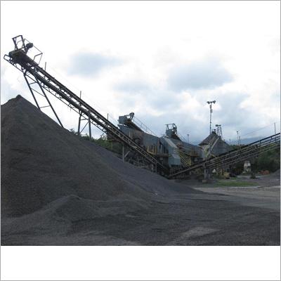 Industrial Coal Crushing Plant