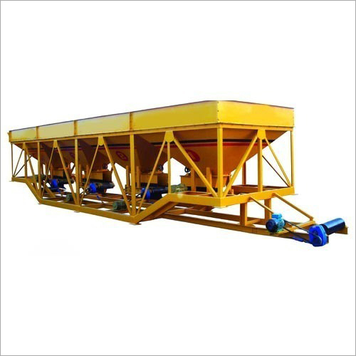 Industrial Four Bin Feeder