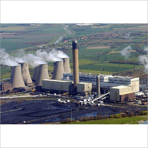 Industrial Coal Fire Plant