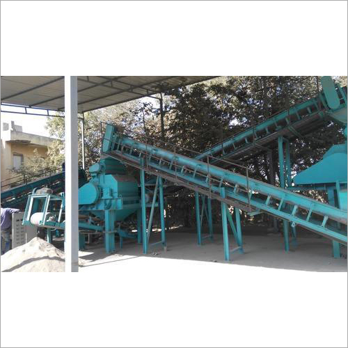 Industrial Clay Crushing Plant
