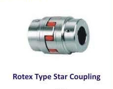 Rotex Star Coupling