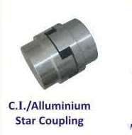 Aluminum Star Coupling