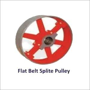Flat Belt Pulley