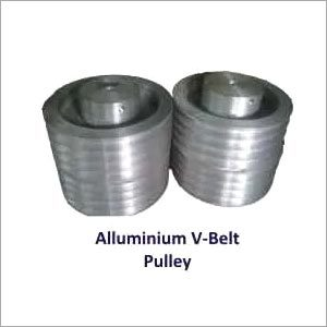 Aluminum V Belt Pulleys