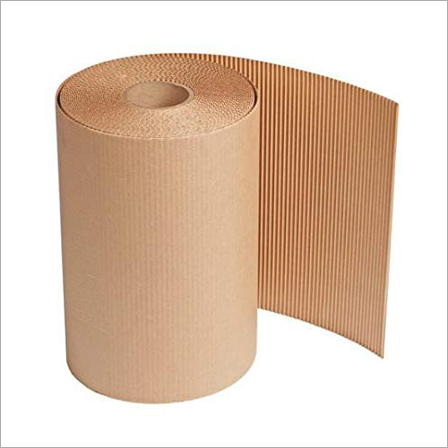 Brown Packaging Corrugated Roll