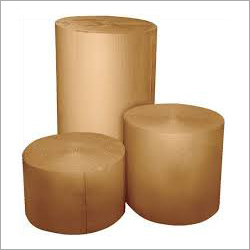 Corrugated Paper Packaging Roll