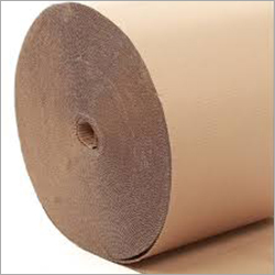 Plain Corrugated Packaging Roll