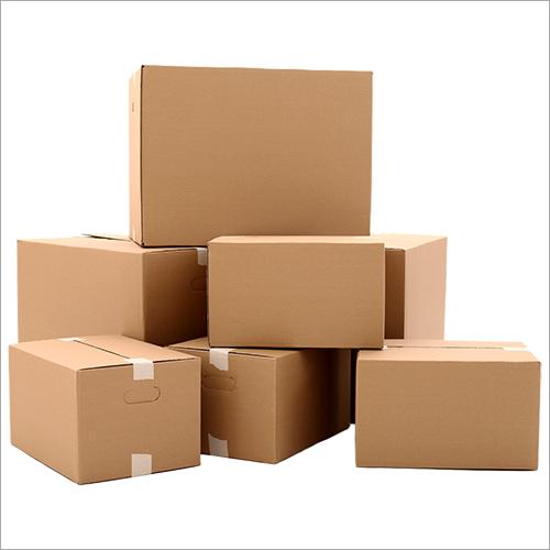 Corrugated Fiberboard Boxes