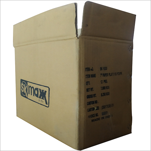 Industrial Corrugated Packaging Box