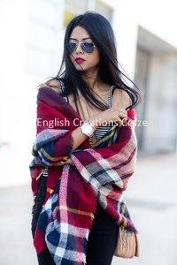 bulk acrylic scarves