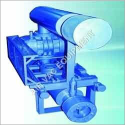 Gas Emission Roots Blower