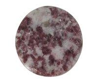 Colorless Healing Lepidolite Loose Gemstone