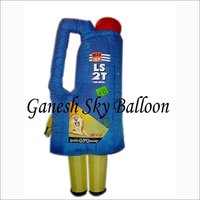 Advertising Walking Inflatable