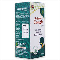 100ml Natural Benefits Of Ginger And Mulethi Cough Syrup