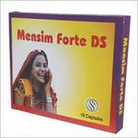 Mensim Forte DS Capsules