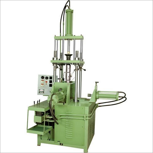 Vertical Electric Injection Moulding Machine